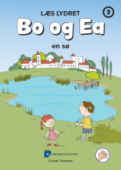 Bo og Ea en sø (3)